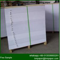 Buy cheap Different Color Manila Offset Paper from wholesalers