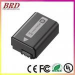 Buy cheap NP-FW50 NPFW50 Battery F Sony NEX5C NEX-5C NEX3 NEX-5D from wholesalers