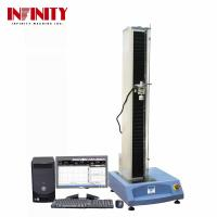 Buy cheap 5KN Lab Spring Pull Force Tensile Testing Machine for Fabric Strength Testing Machine from wholesalers