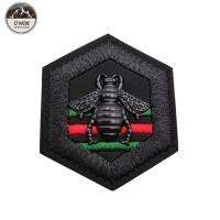 Buy cheap 3D Animal Custom Stitched Patches Woven Material For Garment / Bags / Hats from wholesalers