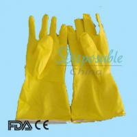 Buy cheap Latex glove: Dip flock lined, spray flock lined Glove from wholesalers