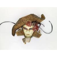 Buy cheap Traditional Venetian Mask 15MF020-BE from wholesalers