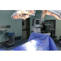 Buy cheap Blue Hygiene Disposable Surgical Packs / Sterile Disposable Drapes OEM product