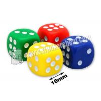 Buy cheap Funny Magic Dice Set  Mercury Dice Apply To Gambling from wholesalers