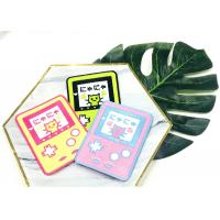 China Handheld Game Console Shape 3D Custom Embroidered Patches 50pcs / Poly Bag on sale