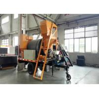 Buy cheap 0.2M3 / Barrel Feed Port Capacity Asphalt Processing Plant With Material Lifting System from wholesalers