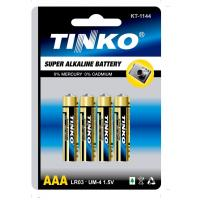 Buy cheap Super  alkaline battery AAA LR03 from wholesalers