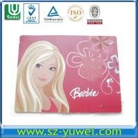 Buy cheap Rubber mouse pad/custom maus pad from wholesalers