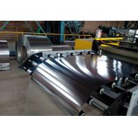 Buy cheap Colded Hot Dipped Galvanized Steel Coil / Sheet Full Hard For Construction product