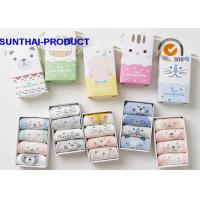 Buy cheap 100% Cotton Baby Clothes Gift Set Color Customized Anti Pilling Unisex Baby Socks from wholesalers