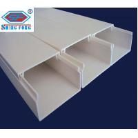 Buy cheap Industrial PVC Cable Trunking product