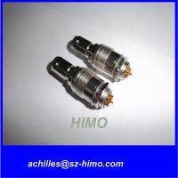 Buy cheap male and female Hirose 12-pin metal cable connector HR10A Series from wholesalers