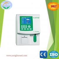 Buy cheap 3 Part Medical Hospital Blood Hematology Cell Blood Count Analyzer from wholesalers