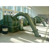 Buy cheap Hydroelectric plant used twin-jet pelton turbine from wholesalers