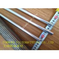Raw Material Metal Casting Products Pure Aluminium Casting Stretching Seamless Tube