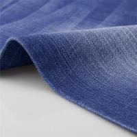 Buy cheap Combed cotton denim fabric by the yard supply from wholesalers