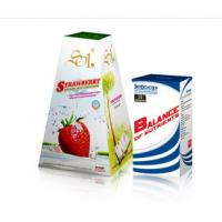 Buy cheap slimming fruit Strawberry Milk Shake meal replacement  Milk Shake--Diet fiber supplyment for body beauty from wholesalers