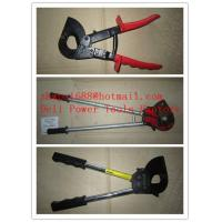 Buy cheap ratchet cable scissors,Cable cutter,wire cutter product
