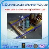 Buy cheap Small Scale Peanut Butter Machine Peanut Grinder High Efficiency from wholesalers