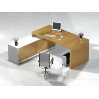 Buy cheap China Bamboo Office Furniture Set Executive Office Desk With best price from wholesalers