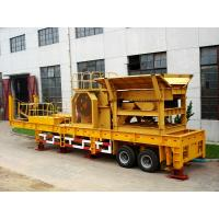 Buy cheap Small jaw crusher PE300*1300 for sale from wholesalers