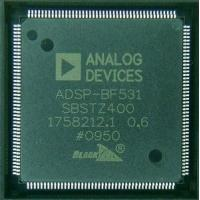 Buy cheap ADSP-BF531SBSTZ400 DSP Fixed - Point 16Bit 400MHz 400MIPS 176Pin LQFP from wholesalers