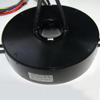 Buy cheap Pan Cake Slip Ring  With Few Contacts 8 Circuits Small Current  2a Per Wire  Slow Speed For Tripod Turnstiles from wholesalers