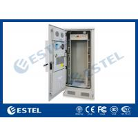 Durable Telecom Cabinets Outdoor Network Enclosure High Precision DDTE070