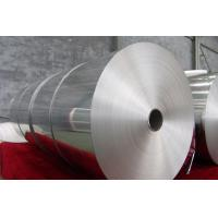Buy cheap Eco Friendly Aluminum Foil Tapes Waterproof Jumbo Bulk Roll SGS Approval from wholesalers