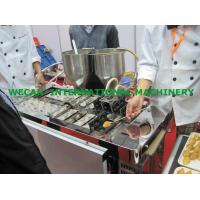 Buy cheap automated automatic taiyaki maker/automatic taiyaki baker/automatic taiyaki cooker/automatic taiyaki making machine from wholesalers
