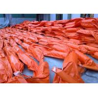 Buy cheap Yellow Color Geotextile Stabilization Fabric Floating Barrier & Baffle Curtains from wholesalers