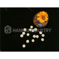 Buy cheap 75% Mid-high Microcrystalline Alumina Grinding Ball / Ceramic Grinding Beads from wholesalers