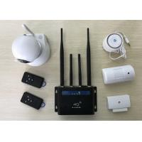 Buy cheap LTE GSM 4G Alarm System DIY 32 Sensors 4 Wireless Sirens 6 Wifi Camera from wholesalers