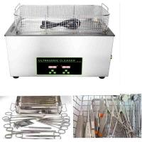 Buy cheap Stainless Steel 304 Medical Ultrasonic Cleaning Machine For Orthopaedic Implant from wholesalers
