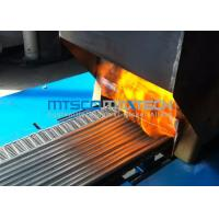 Buy cheap TP304 TP316 Stainless Steel Instrument Tubing with Mesh Belt Furnace Annealing from wholesalers