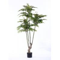 Buy cheap Interior Home Style Chinese Toon Fire Retardant Artificial Tree For Home Decor from wholesalers