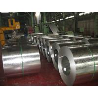 Buy cheap JISG 3302 Cold Rolled Hot Dip Galvanized Strips / Zinc coating 50-275g/mm2 from wholesalers