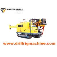 Buy cheap Crawler Hydraulic Diamond Core Drill Rig For Exploration / Core Sample Drilling from wholesalers