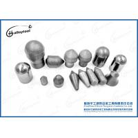 Buy cheap Great Performance Tungsten Carbide Buttons Inserts For Rock Mining from wholesalers