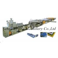 Buy cheap good quality advanced technology supercritical CO2 foam board/sheet machine extrusion line production for sale from wholesalers