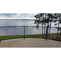 Buy cheap Customized Wrought Iron Porch Railings Home Depot Simple Design For Garden from wholesalers
