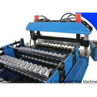 Buy cheap corrugated roof panel cnc machine from wholesalers