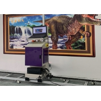 Buy cheap 400ml Ink CMYK SSV-S2 Automatic Wall Painting Machine from wholesalers