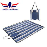 Buy cheap Large Outdoor Sandproof and Waterproof Picnic Blanket Tote for Camping Hiking from wholesalers