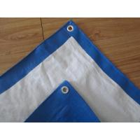 Buy cheap Heat resistant plastic sheet tarpaulin,waterproof polythene tarpaulin sheet from wholesalers