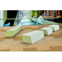 Buy cheap Stylish Printed Padded Carpet Ttiles , PP Customized Carpet Tiles from wholesalers