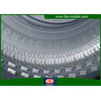 Custom Q345 Steel Segmented Radial Tyre Mold EDM / CNC Processing