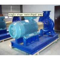 Buy cheap single stage centrifugal pump XA from wholesalers