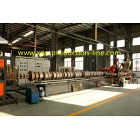 Buy cheap CE CO2 XPS Production Line OGSS 150 / 200 for Extruded Styrofoam Sheets from Wholesalers