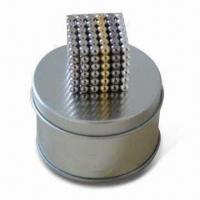 Buy cheap Magnets, Available in Various Shapes, Made of NdFeB from wholesalers